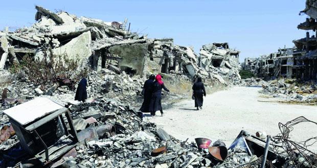 الجيش السوري يعلن انتهاء التهدئة ويستأنف ضرباته على الإرهابيين