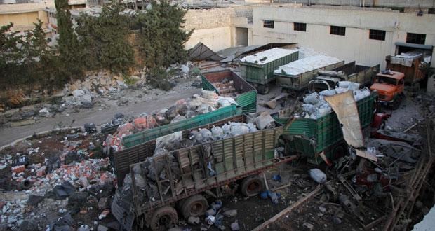 سوريا: ناضلنا ضد الإرهاب لـ5 سنوات .. والمستقبل حقنا الحصري