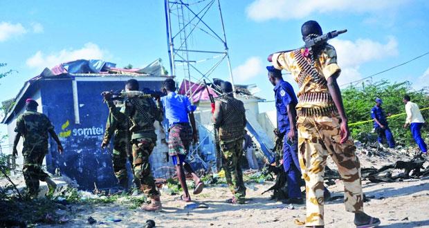 الصومال: مقتل جنرال و7 من حراسه بانفجار (مفخخة)