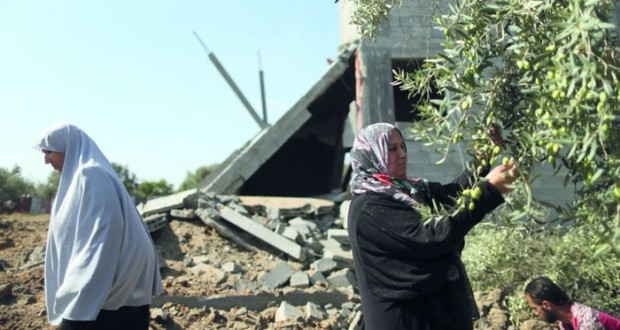 الاحتلال يجدد قصف غزة .. ويتحدث عن عدم التصعيد