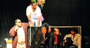 """فرقة مسرح الشرق تعرض """"خيوط من أحلام"""" بتطبيقية عبري"""