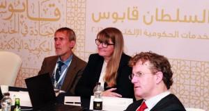 أعمال تحكيم جائزة السلطان قابوس للإجادة في الخدمات الحكومية الإلكترونية تنتهي اليوم
