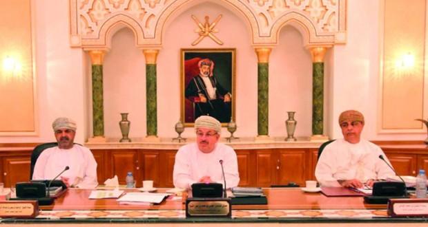 وزارة التراث والثقافة تلقي بيانا أمام المجلس البلدي لمحافظة مسقط