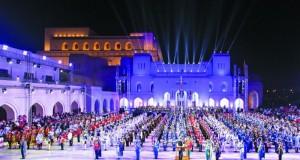 """دار الأوبرا السلطانية مسقط تقيم حفل الموسيقى العسكرية السنوي 3و4و5 نوفمبر تحت عنوان """"من عمان والعالم"""""""