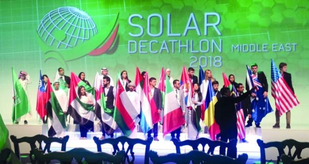 جامعة ظفار تشارك في مؤتمر القمة العالمية للاقتصاد الأخضر بدبي