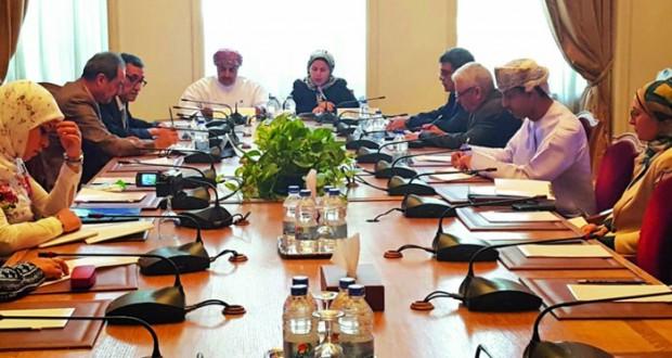 السلطنة تشارك في اجتماعات اللجنة التنفيذية الخاصة بوضع الآليات والاستراتيجية العربية الموحدة