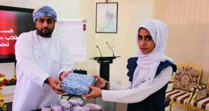 """مسابقة الثقافية """"عمان بلا مشوهات"""" تختتم أعمالها"""