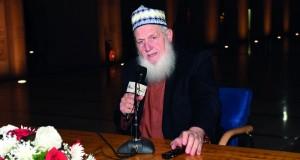 """""""الاسلام في الغرب"""" محاضرة للداعية الإميركي يوسف استس"""