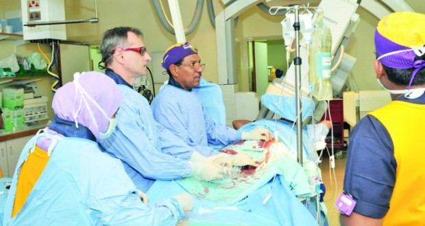 لسلطنة من الدول الرائدة في تقديم الخدمات الصحية المتكاملة من خلال ثلاثة مستويات للرعاية الصحية