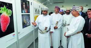 فنانات (الفياب) تعرضن إبداعاتهن في 36 صورة