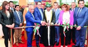 بدء أعمال معرض «أسبوع لبنان في مسقط»