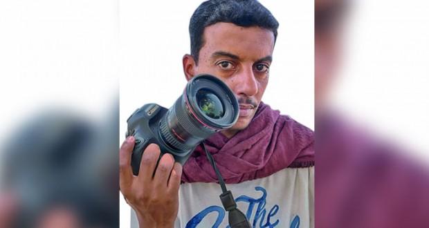 عبدالله المشيفري يحقق لقب أفضل مصور في مسابقة أولمبياد اليونان 2016 في المحور الملون