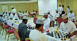 اليوم .. انطلاق فعاليات بطولة عمان للشطرنج