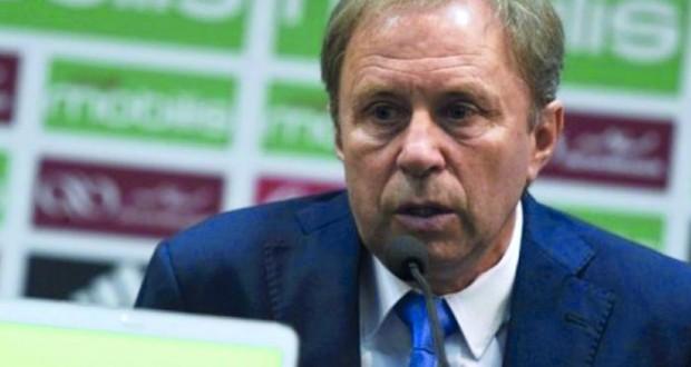رئيس الاتحاد الجزائري: الخلافات مع اللاعبين سبب رحيل رايفاتش