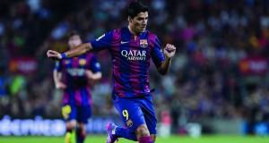 سواريز: برشلونة له الفضل في حصولى على جائزة الحذاء الذهبي الأوروبي