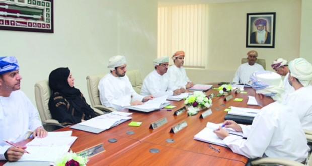 """مجلس إدارة """"ريادة"""" يؤكد الإسراع في الإجراءات الخاصة بتوزيع الأراضي الصناعية"""