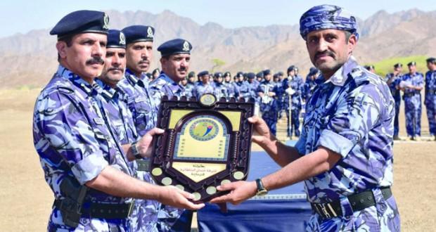 ختام ناجح ومثير لبطولة شرطة عمان السلطانية للرماية لعام 2016م