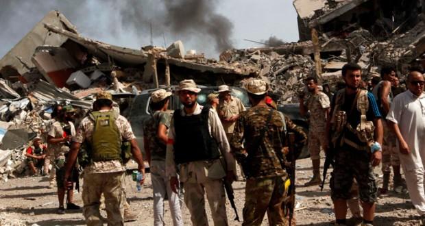 ليبيا: الأمن الرئاسي ينشق عن مجلس الدولة