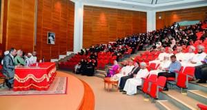 جامعة السلطان قابوس تقيم فعالية اليوم المفتوح لطلبة التسويق