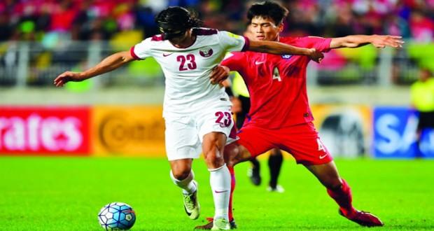 تعادل مثير للسعودية وفوز صعب للإمارات وخسارة جديدة لقطر