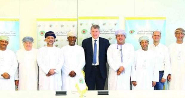 عقود بـ330 مليون دولار من «تنمية نفط عمان» لشركات عمانية