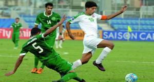 السعودية تتأهل لمونديال كوريا وتعثر البحرين