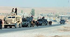 (معركة الموصل) تدخل يومها الثالث .. تحرير مزيد من القرى ومقتل عشرات الدواعش ومخاوف من الكيماوي