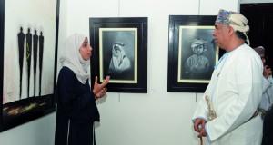 المعرض السنوي للشباب للفنون التشكيلية يحتفي بالمشاركين ويكرّم الفائزين في دورته الـ 20