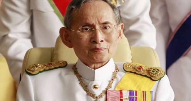 وفاة ملك تايلاند عن عمر يناهز 88 عاما