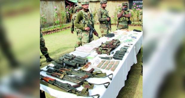 الهند تعلن إحباط هجوما على قاعدة بكشمير ومقتل 3 مسلحين