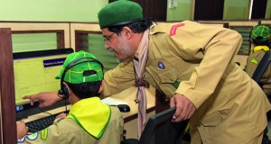 خمسمائة كشاف من شمال الشرقية يشاركون في المخيم الكشفي العالمي