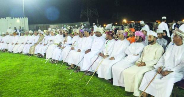 اختتام فعاليات ملتقى زمان أول فـي نسختها الثالثة بالسويق