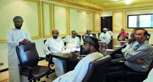 تفعيل دور المراكز البحثية بجامعة السلطان قابوس لتنفيذ مشاريع بحثية وعلمية