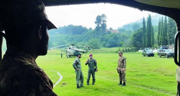 تجدد إطلاق النار بين الهند وباكستان في كشمير وكي مون يعرض (الوساطة)