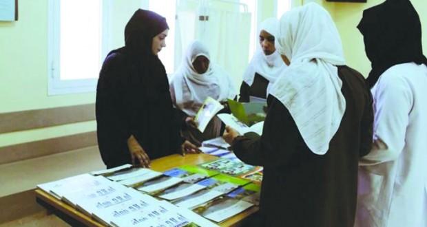 السلطنة تحتفل بيوم المرأة العمانية..17 الجاري