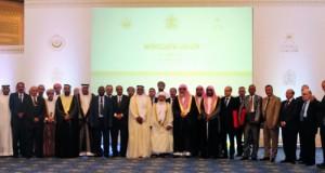 المؤتمر السابع لرؤساء المحاكم العليا في الدول العربية يوصي بتفويض السلطنة والمركز العربي للبحوث القانونية والقضائية