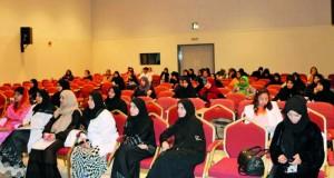 """مؤتمر طبي حول """"رعاية المرأة والطفل"""" ويوم تثقيفي بصحة الكلى بالظاهرة"""