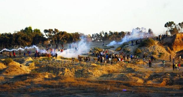 شهيد بإعدام (ميداني) في القدس وإصابات بمواجهات ليلية