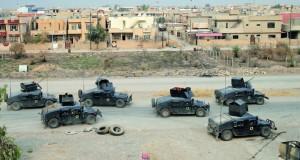 القوات العراقية تدشن الأسبوع الثاني من (تحرير الموصل) بمواصلة التقدم وتحرير المزيد من القرى