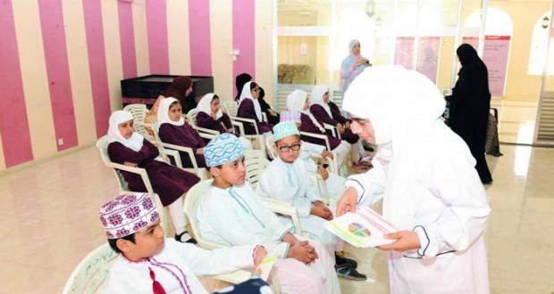المركز الوطني لعلاج أمراض السكري والغدد الصماء ينظم محاضرات تثقيفية