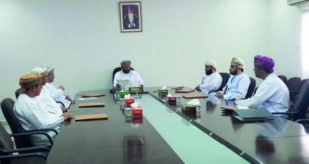 اجتماع للجنة الرئيسية لانتخابات المجلس البلدي بينقل