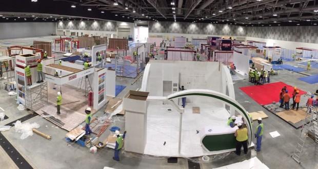 صناعة المؤتمرات والمعارض في السلطنة تتهيأ لمرحلة جديدة بافتتاح المرحلة الأولى من مركز عمان للمؤتمرات والمعارض
