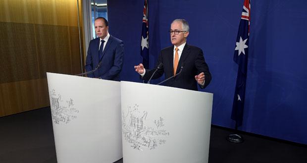 استراليا تعتزم منع دخول طالبي اللجوء مدى الحياة