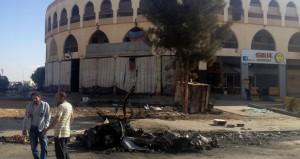 ليبيا: قتلى وجرحى بانفجار (قذيفة) في بنغازي