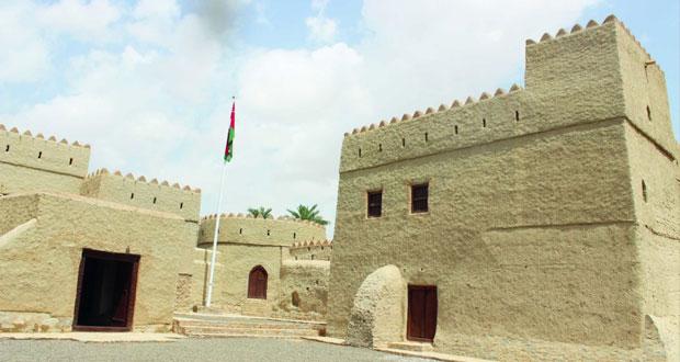 """""""التراث والثقافة"""" تنتهي من ترميم عدد من المعالم الأثرية بالسلطنة"""