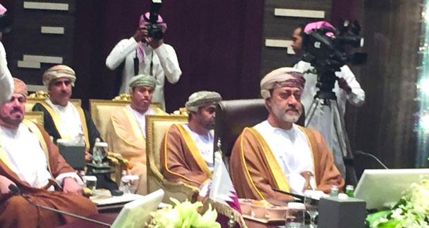 السلطنة تشارك في الإجتماع الثاني والعشرين للوزراء المسؤولين عن الشؤون الثقافية بدول مجلس التعاون الخليجي بالرياض