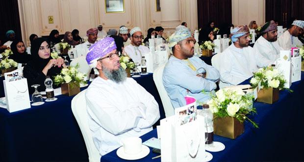 حضور وتفاعل كبيرين للشباب في ( بزنس ستارت أب ) سيمينار عمان بقصر البستان