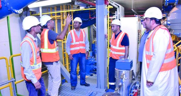 محطة مسندم للطاقة تبدأ التشغيل التجاري في النصف الأول من 2017