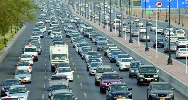 69 % من سكان السلطنة يستخدمون المركبات الخاصة