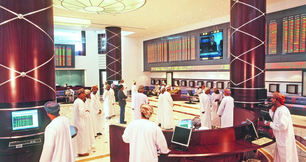 7ر738 مليون ريال عماني حجم التداول بسوق مسقط حتى سبتمبر الماضي